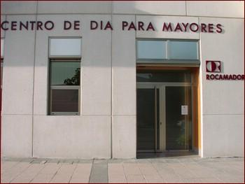 VISITA:Centro de dia para personas mayores Rocamador