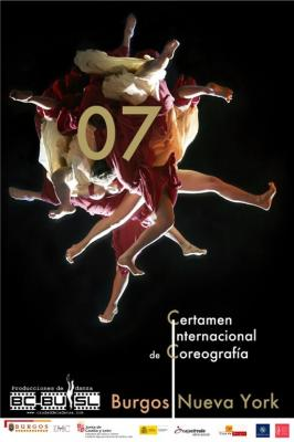 Ya están las bases del VI Certamen Internacional de Coreografía Burgos-New York.